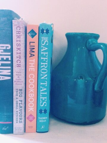 March and April Cookbooks