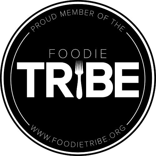 Proud Member of the Foodie Tribe